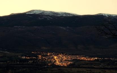 Pueblo de la Sierra