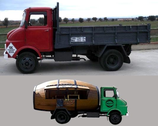 Presentación de camioneta para taller (como debe quedar)