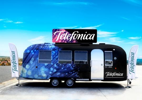 Propuestas para evento de Telefónica.
