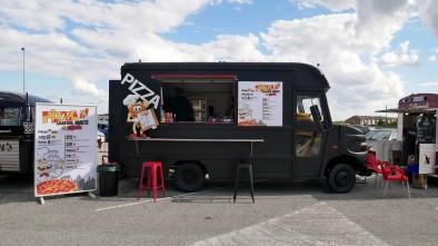 Cartel Menú para Food Truck