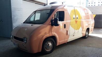 Diseño para rotular food truck