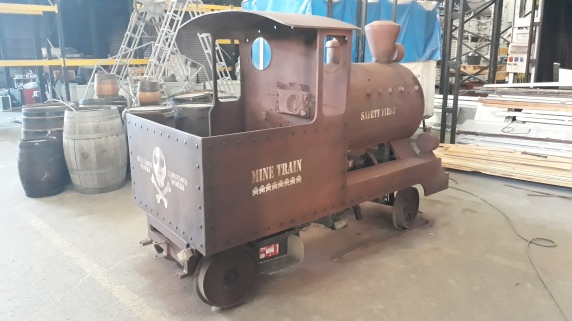 Tren Minero